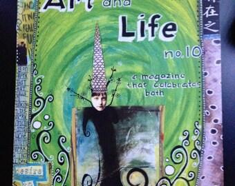 Art & Life Zine - issue 10