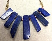Beautiful Modern Lapis Ne...