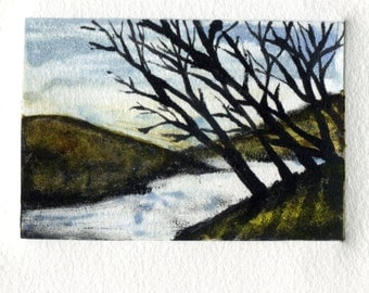 The River Original Monotype