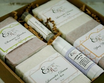 Bath Gift Set -  Gift Set - Gift Wrapping Available