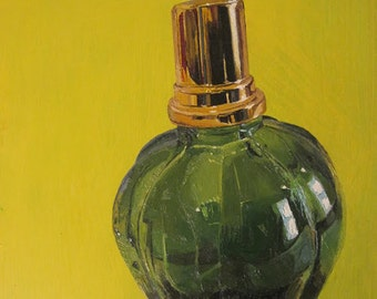 Untitled (Perfume Bottle)