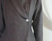 Edwardian Walking Suit,  1910s ladies suit, Downton, customisable