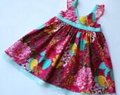 Girls Autumn Dress