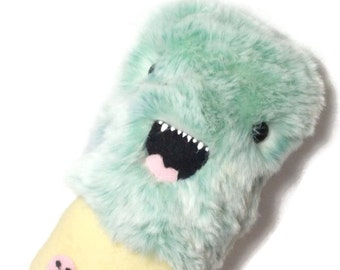 Plush Monster - Cute Stuffed Toy