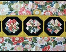 Unique Asian Table Runner Related Items Etsy