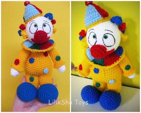 Snap Easy Clown Pattern Etsy Photos On Pinterest