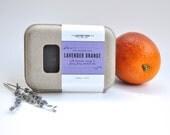 Lavender Orange- aromatherapy soap