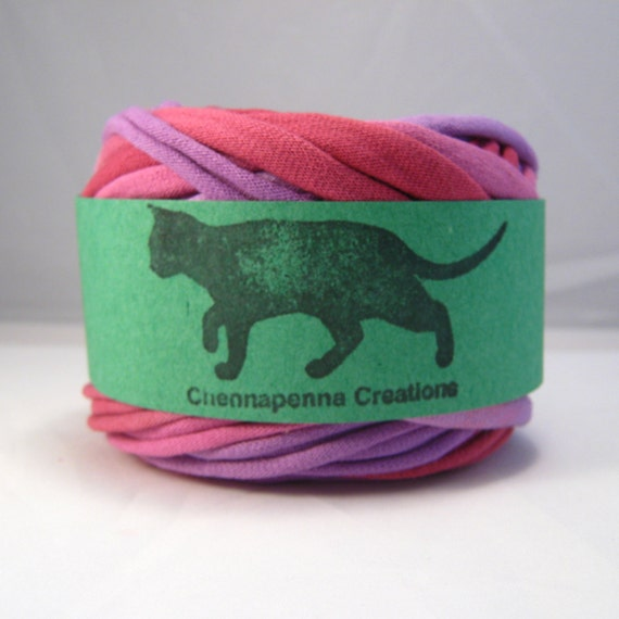 Thick t shirt yarn hand dyed merlot from for T shirt printing st charles mo