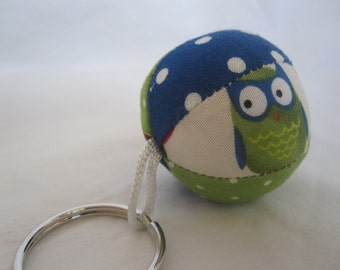 OWL Mini Ball Keychain