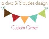 Custom Order - Jamee