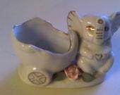 Lucky Elephant.......planter