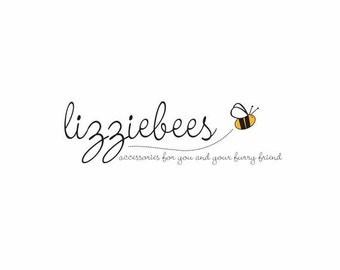Custom Logo Design Branding, Custom Business Logo Design, Custom Logo Illustration, Logo Design, Custom Logo, Bee Logo