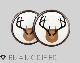 2g (6mm) Antler Trophy BMA Plugs