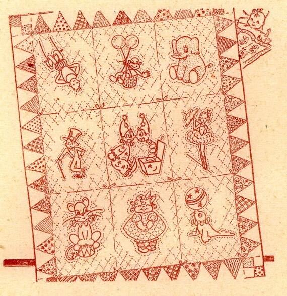 circus patterns printable - photo #40