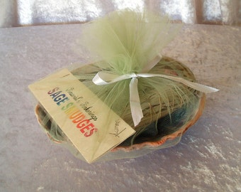 Sage Smudge Gift Pack with free Abalone shell