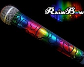 MICROPHONE COVER (RainBow) for CORDLESS Microphones