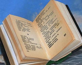 1974 Russian - Polish dictionary...  Nov 10