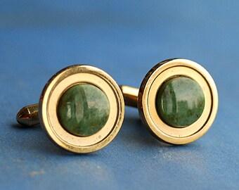 vintage cufflinks... from an estate sale...   JEWELRY... K381