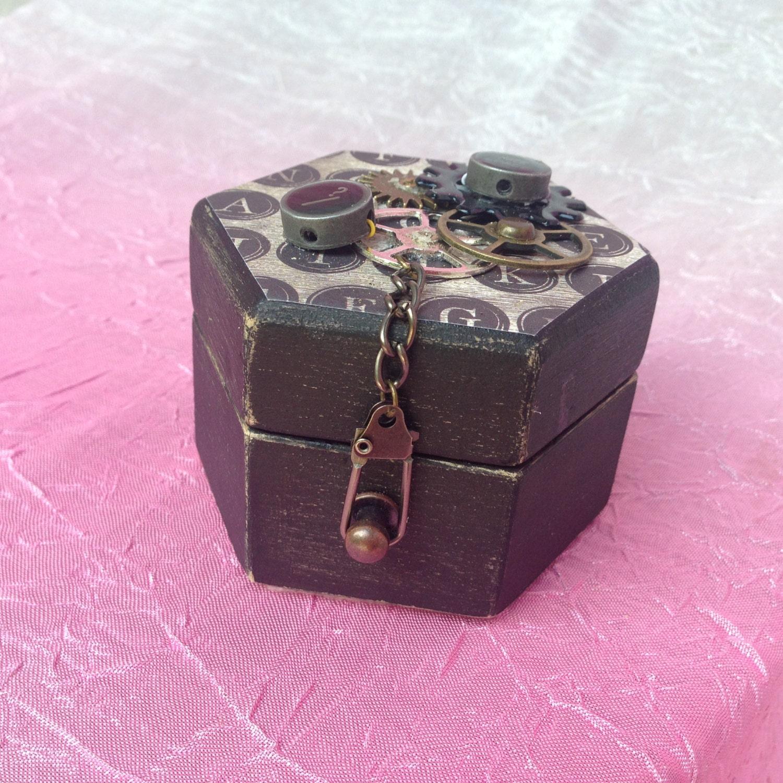 Ring Bearer Box Nz: Items similar to ring bearer box rustic wedding.