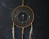 Bear Totem Dream Catcher Upcycled Native American Symbol From Nowvintage on Etsy