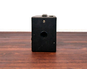 Vintage Kodak Hawkeye No. 2 Model C Box Camera