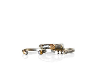 Freedom Stack Rings