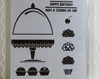 A Cherry on Top Stamp Set
