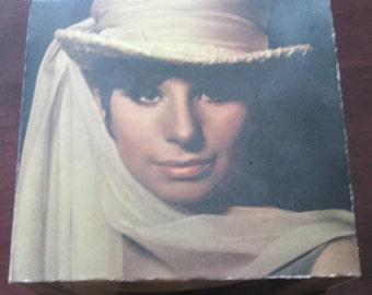Barbra Streisand Vintage Album Cover Gift Box