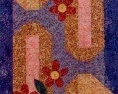 Bunny Table Runner Pattern With Free Buttons & Free Shipping Included