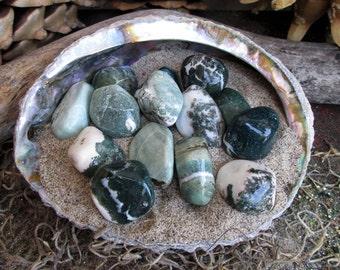 Rita's Sardonyx Ritual Crystal - Pagan, Magic, Hoodoo, Witchcraft, Juju