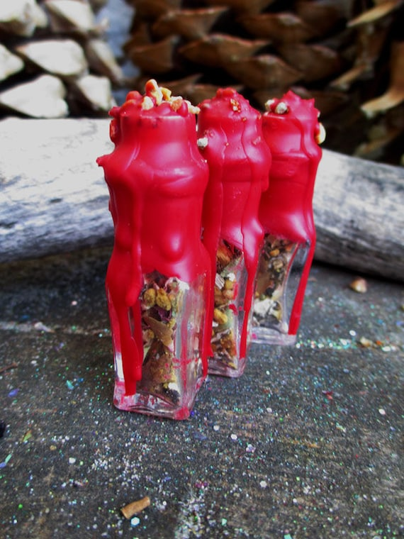 Rita's Saint Rita Pocket Vial - Make Your Impossible Wishes Come True - Hoodoo, Witchcraft, Pagan