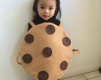 Chocolate Chip Cookie Costume Child s 1-2T