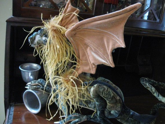 Sailfin Dragon Reserved for LIsa- Not for purchase unless you are she