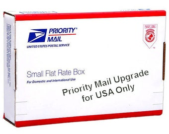 Priority Mail SHIPPING Upgrade  U.S. Domestic orders