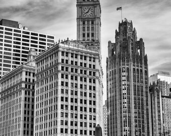Chicago Photography   -  Chicago Classic  - 11x17 Print on Kodak Professional Supra Endura Paper