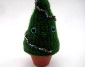 Amigurumi Christmas Tree Ornament