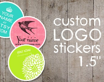 Custom Stickers Custom Labels Product Labels Personalized - Custom stickers and labels