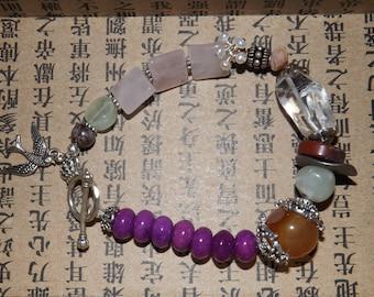 Stone Story Bracelet