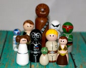 Star Wars Pegs - You pick your set! A la Carte