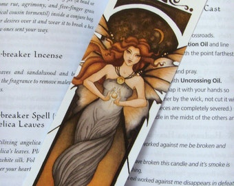 Queen of Light Bookmark