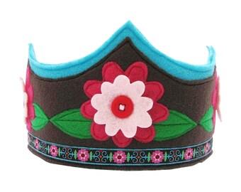 The Garden Princess Crown