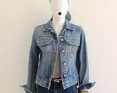 HALF PRICE vintage jeans jacket