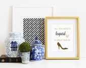 ART PRINT - All You Need Is Leopard - By A Blissful Nest