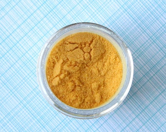 Glitter Dust - Gold Glitter Dust (4.5 grams) for decorating Cookies, Cupcakes, Cakes