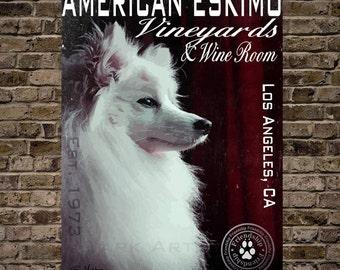 American Eskimo Vineyards