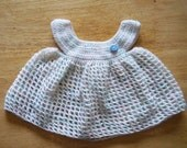 Baby Pinafore 2302 Newborn - 3 Months Baby Pinafore Pastel Fleck