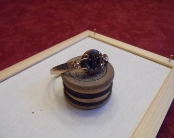 Brass Button Bracelet