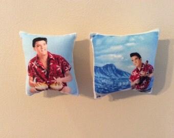 Elvis Pillow Magnets