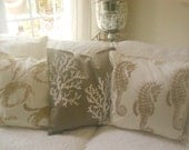 Sealife  Collection pillow covers