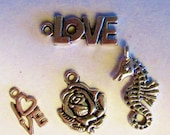 Things You Love charm set #2